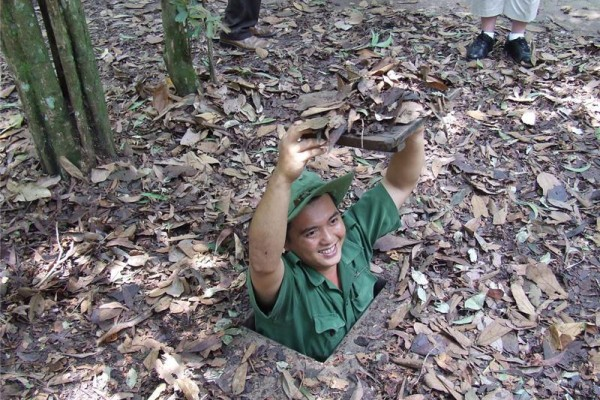 tunnels of chu chi essay Book your tickets online for cu chi tunnels, ho chi minh city: see 19,446 reviews, articles, and 11,933 photos of cu chi tunnels, ranked no1 on tripadvisor among 256.