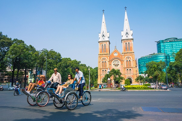 vietnam tour package from usa