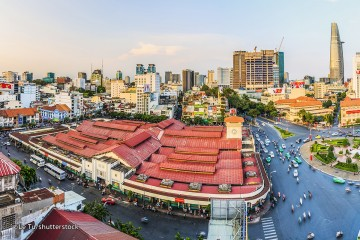 HO CHI MINH CITY - HALF DAY