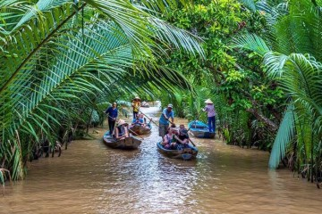 MEKONG DELTA - MY THO - FULL DAY